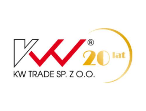 Rok 2020 jest dla KW trade bardzo ważny – mamy już 20 lat!