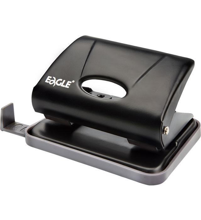 Dziurkacz EAGLE 706 czarny 15 kartek
