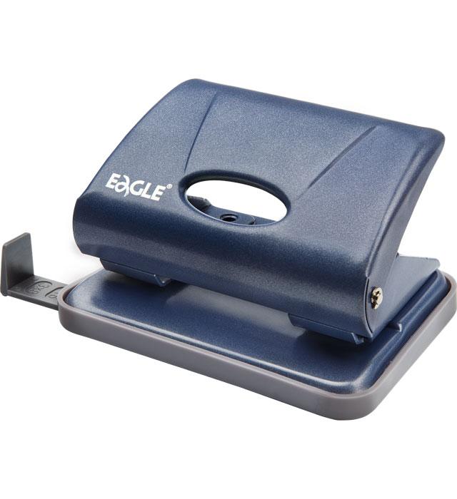 Dziurkacz EAGLE 706 niebieski 15 kartek