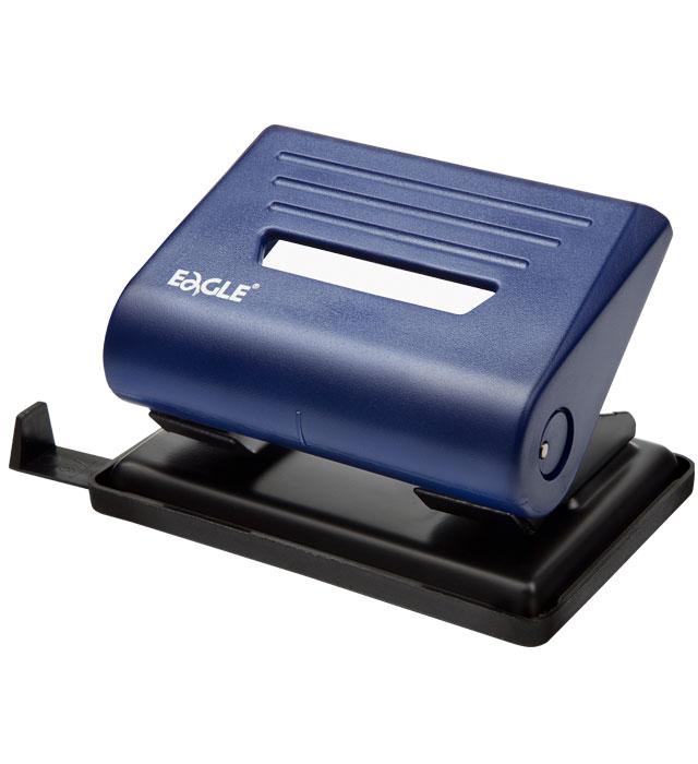 Dziurkacz EAGLE 837  niebieski 25 kartek