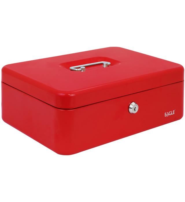 Kasetka EAGLE 8878L czerwona 100x217x300