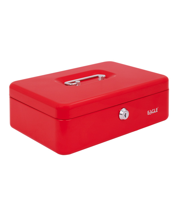 Kasetka EAGLE 8878M czerwona 82x192x262