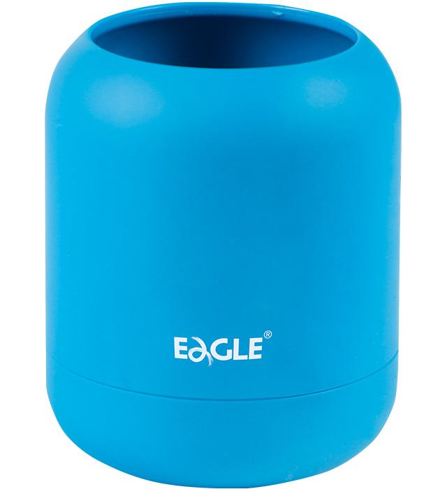 Pojemnik na długopisy EAGLE TYP691 Ha! niebieski