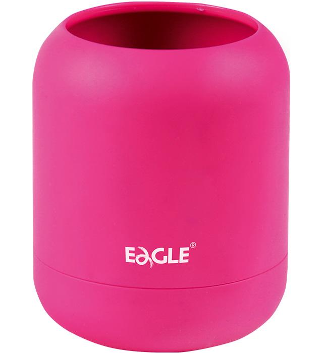 Pojemnik na długopisy EAGLE TYP691 Ha! różowy