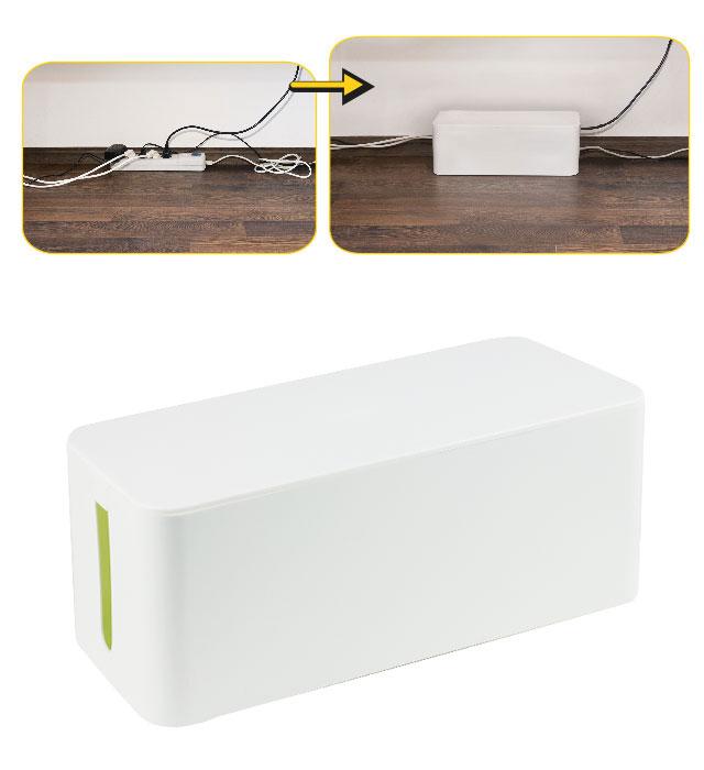 Pojemnik na kable YL-PK320B biały