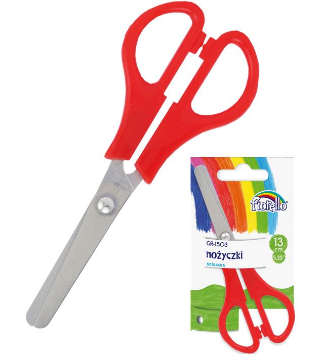 Nożyczki Fiorello 5,25 GR-1503 - 13 cm SZKOLNE