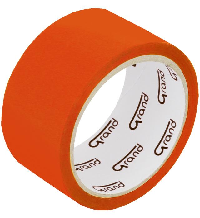 Taśma kolorowa 48x50 pomarańczowa  GRAND