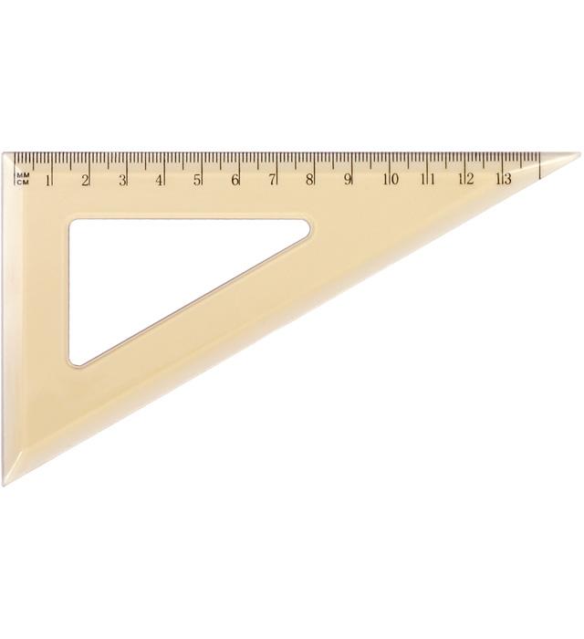 Ekierka szkolna GRAND GR-853 13,5cm/60