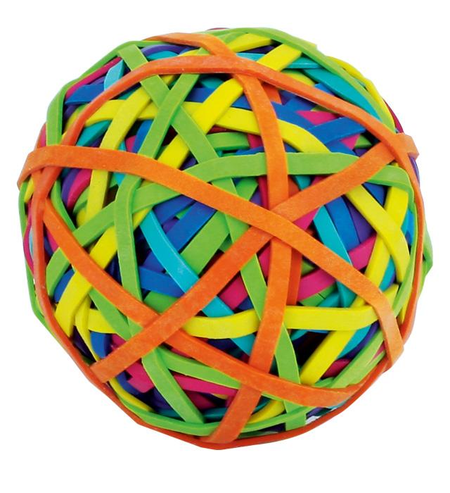 Gumka recepturka Grand piłka 6cm