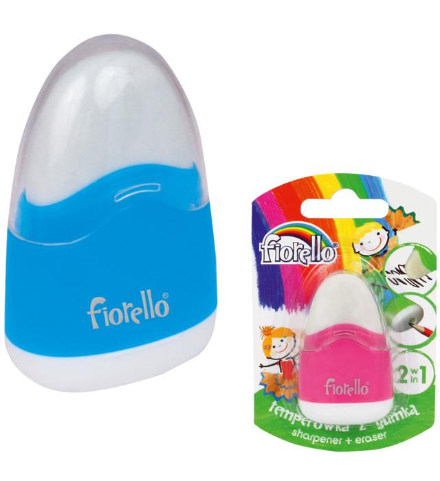 Temperówka z gumką GR-F460 Fiorello