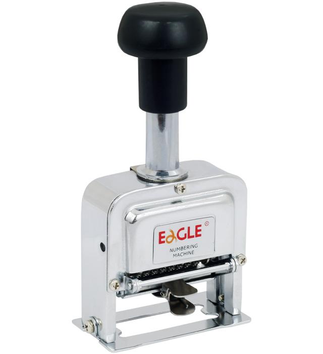Numerator EAGLE TY 102-8 cyfrowy