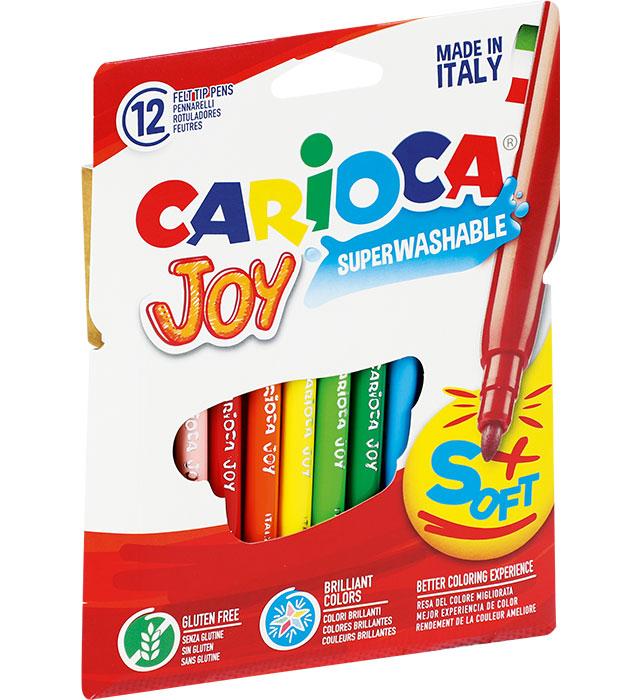 Pisaki Carioca Joy 12 kol. (40531)