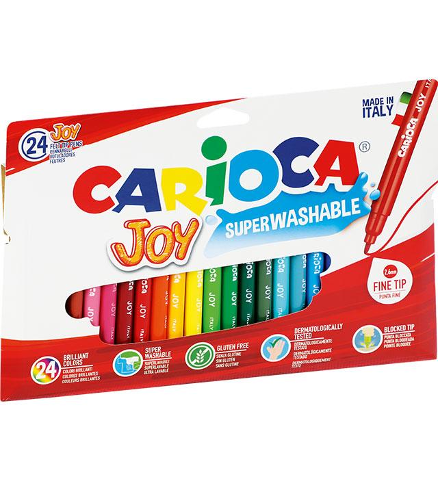Pisaki Carioca Joy 24 kol. (40532)