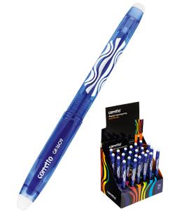 Długopis wymazywalny Corretto GR-1609 niebieski DISPLAY