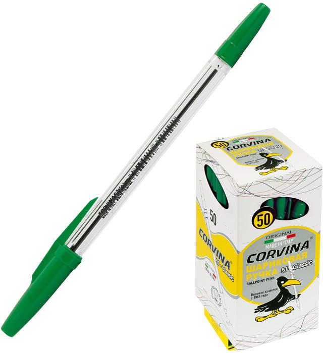 Długopis 0,7 Corvina 51 zielony (40383/04) a