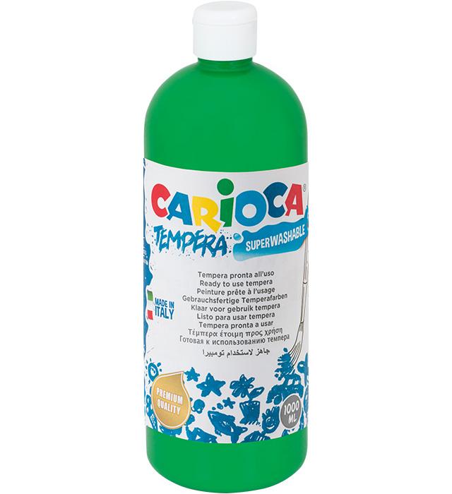 Farba Carioca tempera 1000 ml (KO030/14) zielony