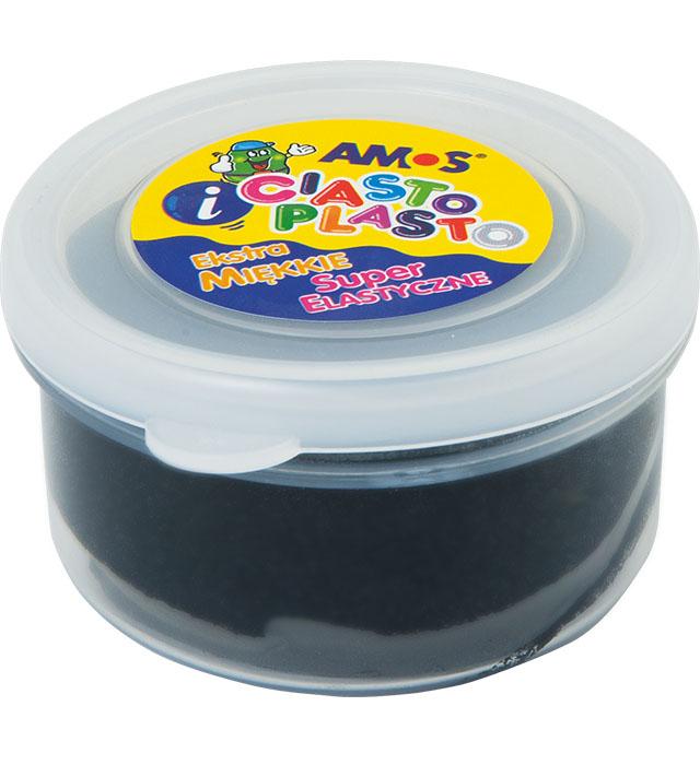 CiastoPlasto AMOS 30 g kolor czarny