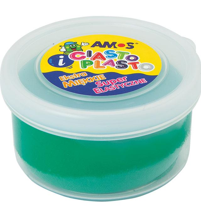 CiastoPlasto AMOS 30 g kolor zielony