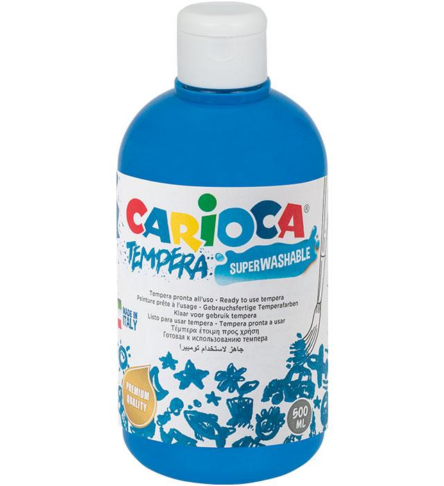 Farba Carioca tempera 500 ml (KO027/05) błękit