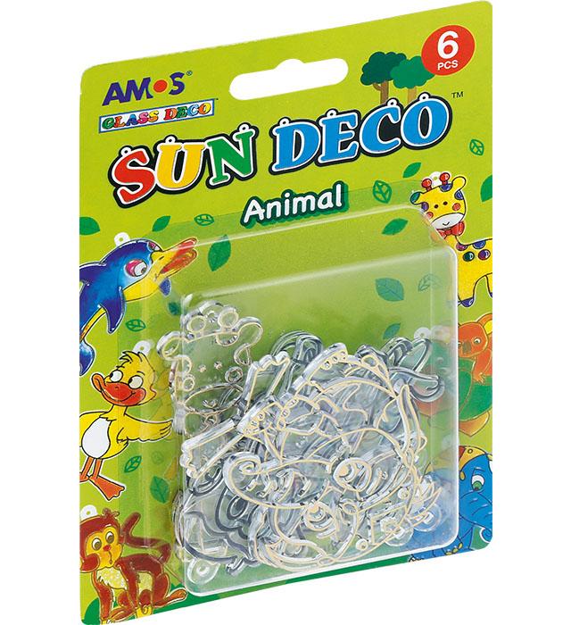 Witraże AMOS SCS6- AN Animals (zwierzęta)