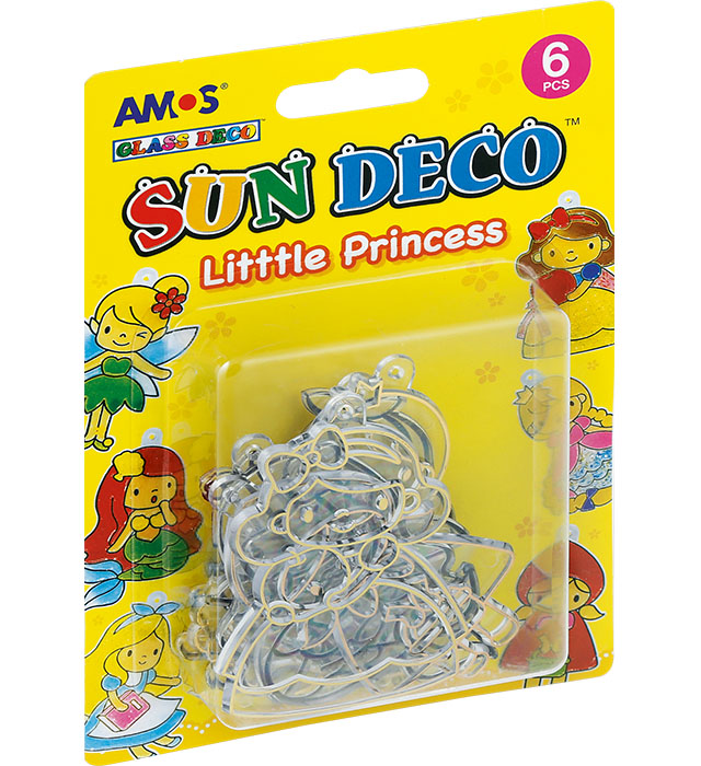 Witraże AMOS SCS6- LP Little Princess (księżniczka)